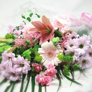 Mixed Open Bouquet