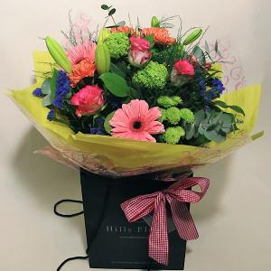 Dolly Mix Hand Tied