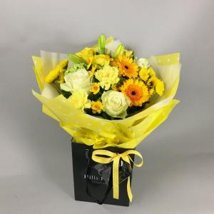 Happy Easter Hand Tied