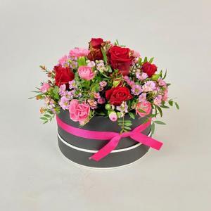 Valentine Hat Box
