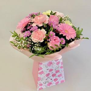 Rosy Pink Gift Box